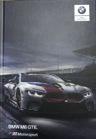 Original BMW Motorsport Notizbuch Kollektion 2018/2019