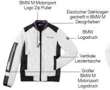 Original BMW M Motorsport Jacke Damen Kollektion 2019/2021