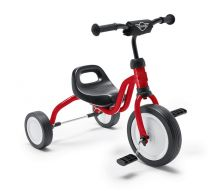 Original MINI Tricycle Dreirad Fahrrad Laufrad Chili Red / rot - MINI Kollektion 2019/2021