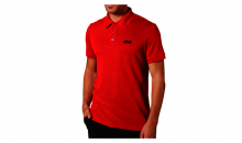 Original BMW M Polo-Shirt Herren rot - Kollektion 2020/21