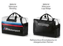 Original BMW M Motorsport Reisetasche - Kollektion 2019/2021