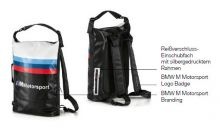 Original BMW M Motorsport Rucksack - Kollektion 2019/2021