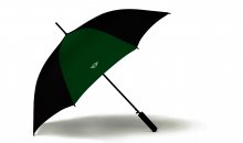 Original MINI Regenschirm Stockschirm Contrast Panel Walking Stick Umbrella British Green - Kollektion 2020