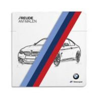 Original BMW M Motorsport Malbuch Kinder - Kollektion 2019/2021