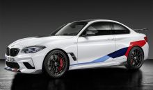 Original M Performance Folierung Motorsport für M2 Coupe F87 | LCI | Competition