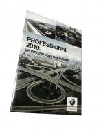 Original BMW Navi Professional 2019 Update DVD Road Map für 1er, 3er, 5er, 6er, X5, X6