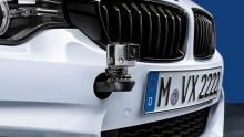Original BMW M Performance Track Fix für GoPro Kameras für X3 G01