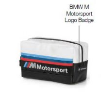 Original BMW M Motorsport Kulturbeutel Kollektion 2019/2020
