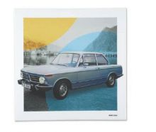 Original BMW Classic Leinwand BMW 2002 - Kollektion 2019/2021