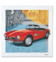 Original BMW Classic Leinwand BMW 507 - Kollektion 2019/2021