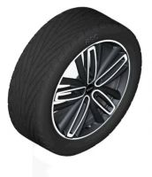 Original MINI Alufelge F54 Clubman Radial Spoke 526 JCW schwarz in 19 Zoll