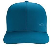 Original MINI Signet Cap Island / blau Kappe MINI Kollektion 2018/2020
