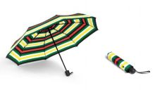 Original MINI Striped Foldable Umbrella - Kolletkion 2019/2021