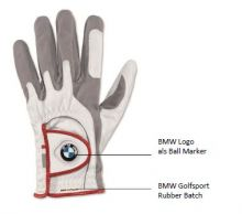 Original BMW Golfsport Herren Handschuhe Links Kollenktion 2019/2021