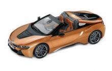 Original BMW Miniatur Modellauto Riginal i8 Roadster E Copper, Limited Edition - Kollektion 2020/22